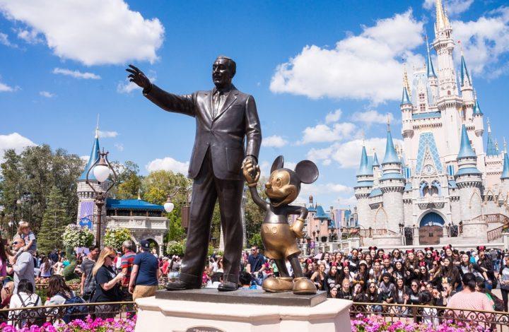 Magic Kingdom at Disney