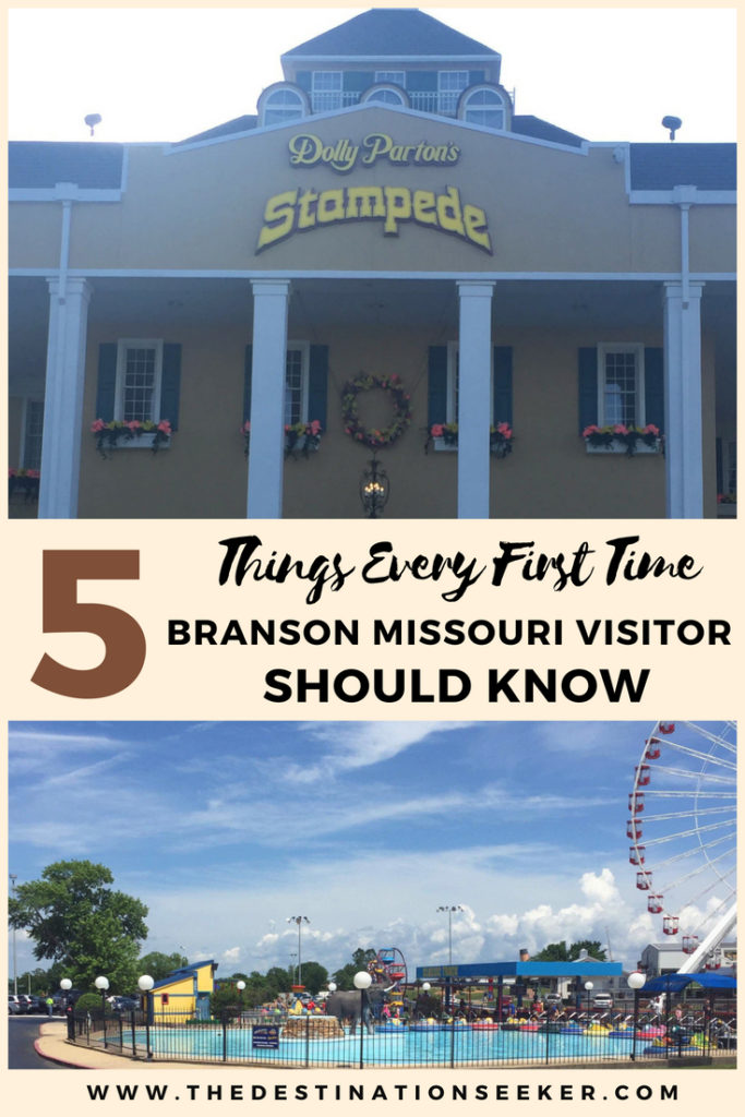 5 Things You Should Know Before Going to Branson
