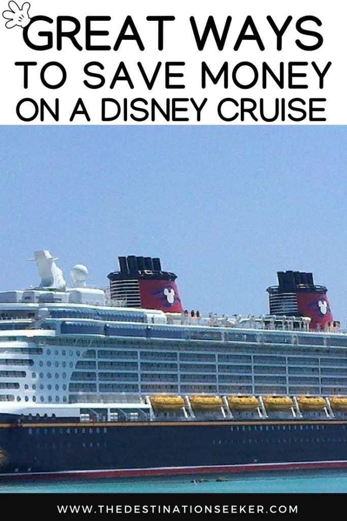 Ways to Save Money on a Disney Cruise
