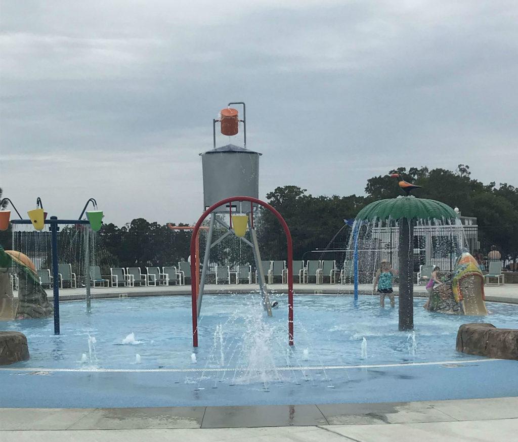 Jellystone Kid's area