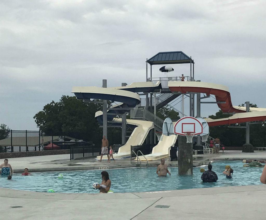 Jellystone Pool