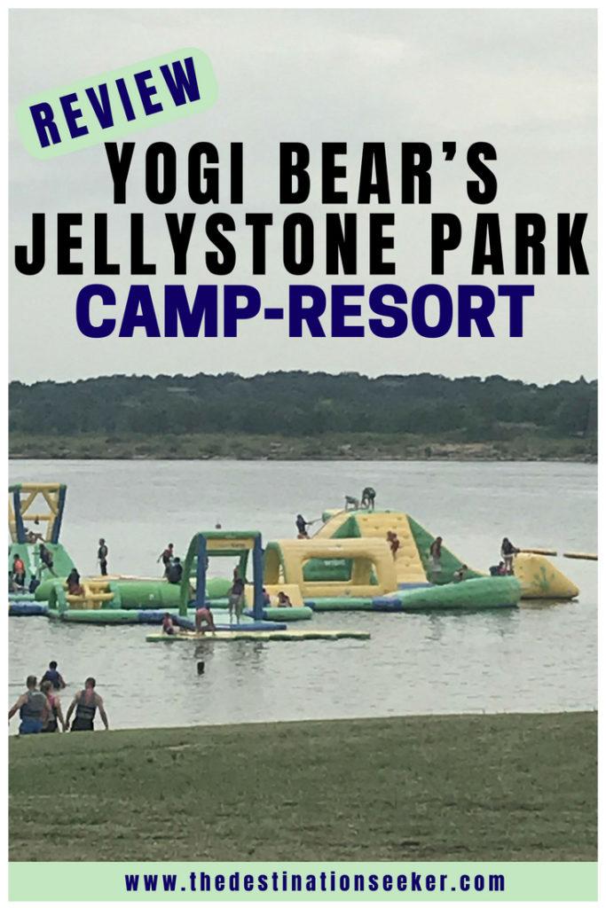 Yogi Bear Jellystone
