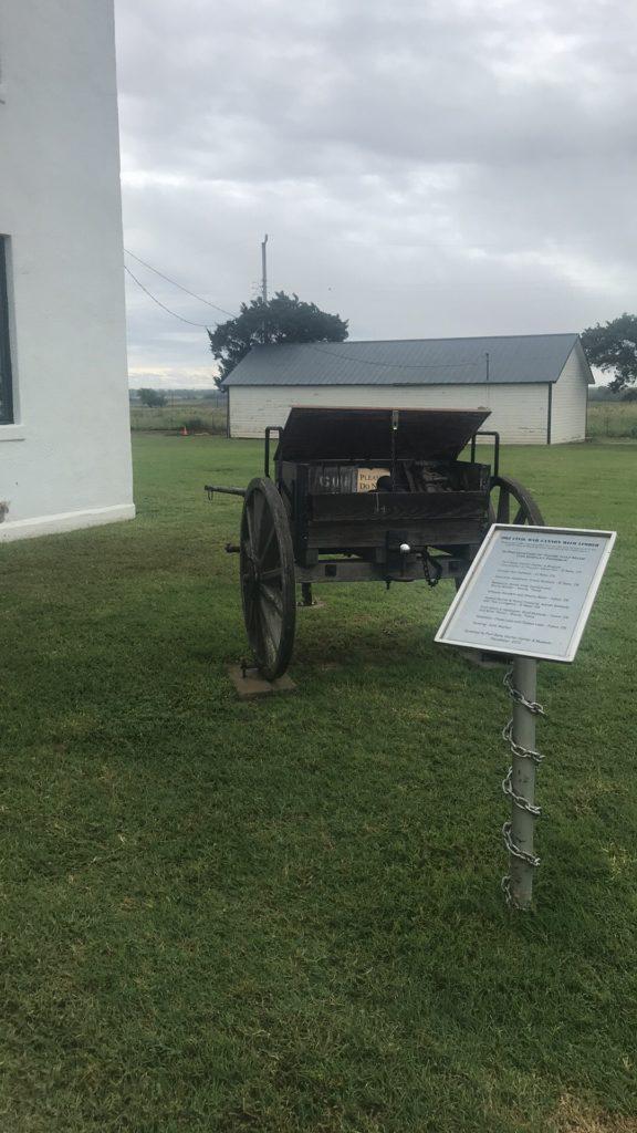 Fort Reno Oklahoma