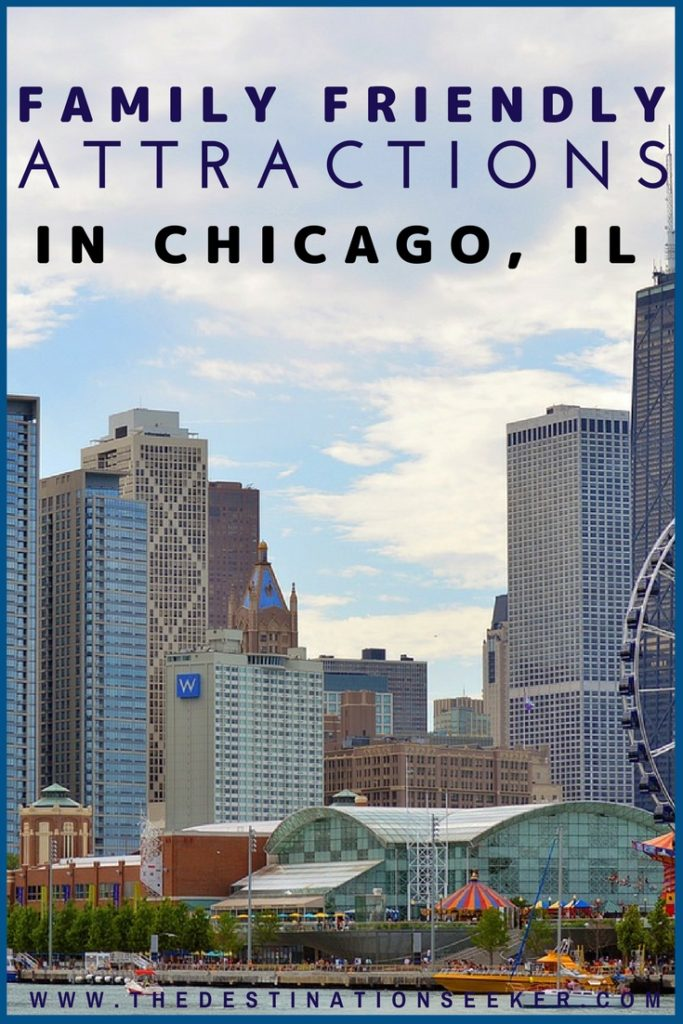 Family-friendly things to do in Chicago.