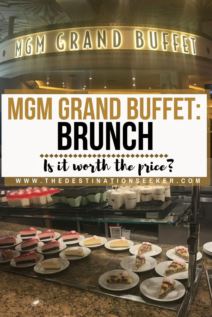 Stupendous Mgm Grand Buffet Brunch Is It Worth The Price For The Food Download Free Architecture Designs Scobabritishbridgeorg