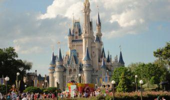 Disneyland Castle from Pixabay