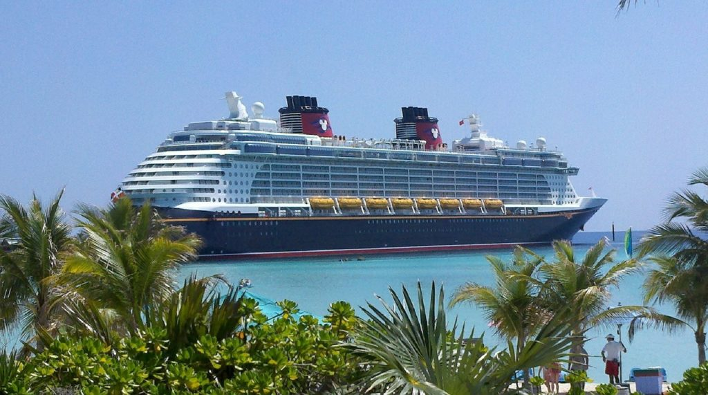 Disney Cruise Ship's don't include everything