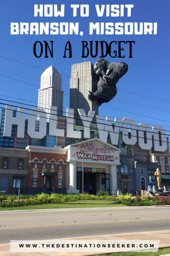 Visit Branson on a budget