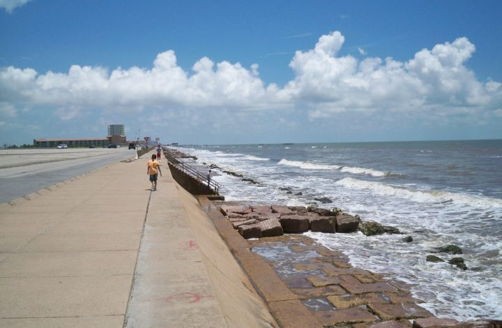 Galveston Beach from Pixabay