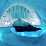 Ice Hotel Suite, Daily Travelers, Georgia Makitalo photographer