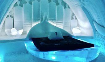 Ice Hotel Suite, Daily Travelers, Georgia Makitalo photographer