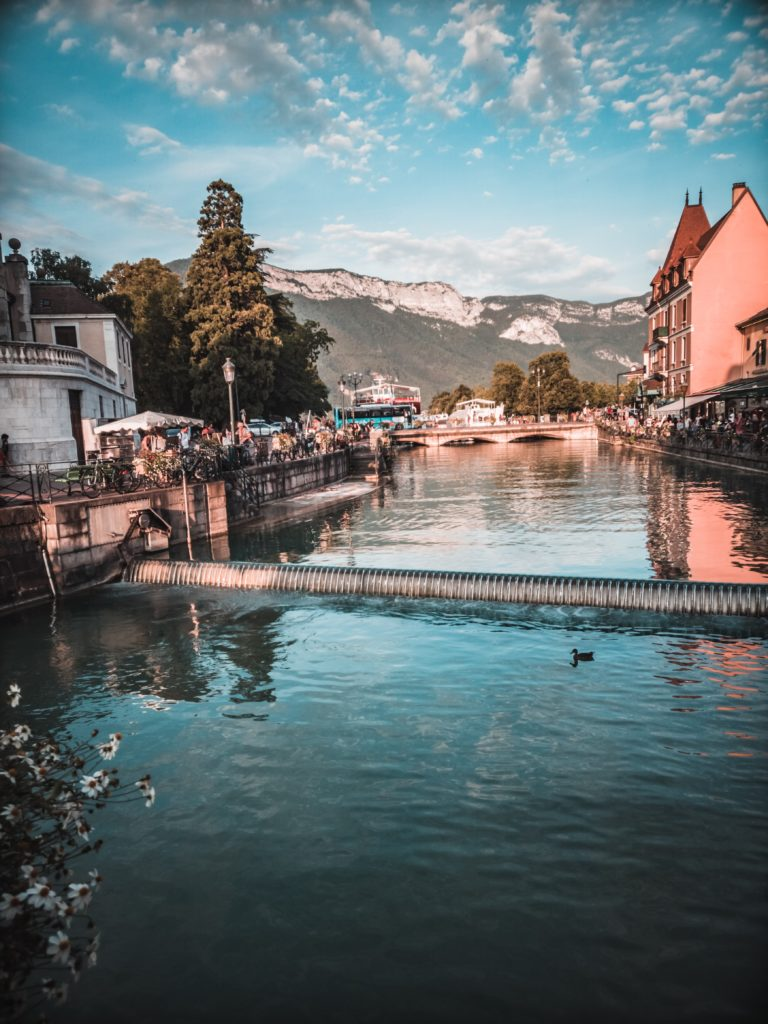 Annecy France, Photo by Valentin Lacoste on Unsplash