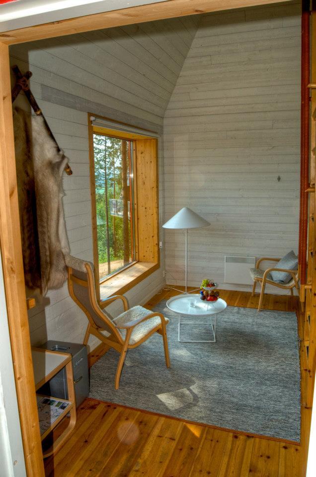 Treehotel interior, Treehotel Sweden-Photo by Georgia Makitalo
