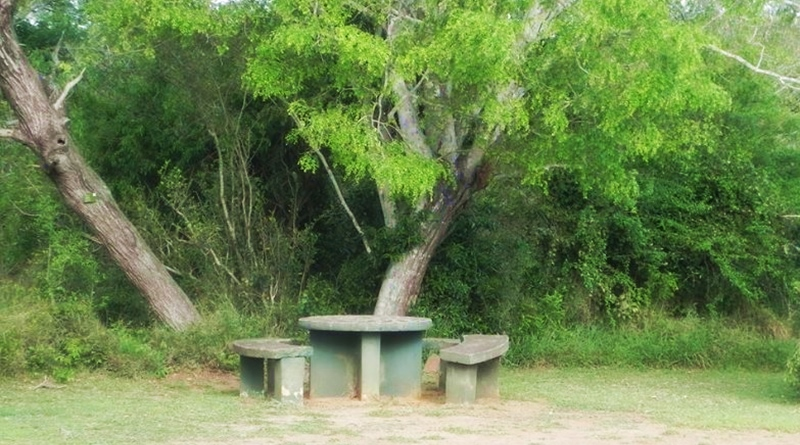 kuMasinga Picnic tables