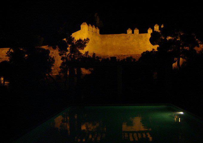 Gibralfaro Castle, Malaga