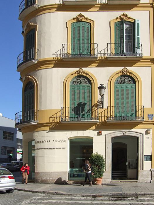 Birthplace of Pablo Ruiz Picasso