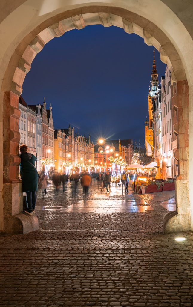 Gdansk arch, Photo by Adam Nieścioruk on Unsplash