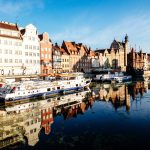 Gdansk sunrise, Photo by Andrea Anastasakis on Unsplash