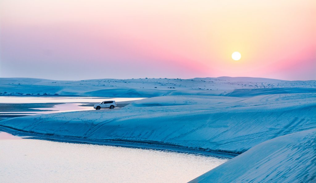 Doha Desert, Photo by Shashi Ghosh on Unsplash