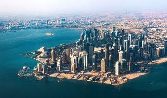 Qatar, Photo by Radoslaw Prekurat on Unsplash