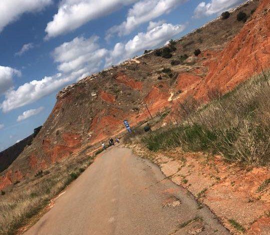 Gloss Mountains Oklahoma taken by Mandy Robinson