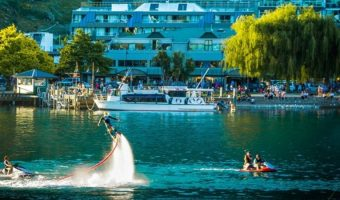 Queenstown New Zealand adrenalin adventures