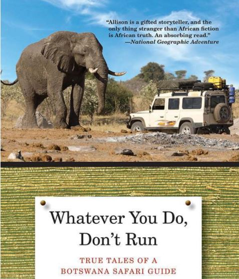 African Safari Must-Have Book by Peter Allison