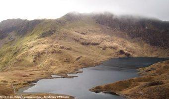 Wales Mount Snowden